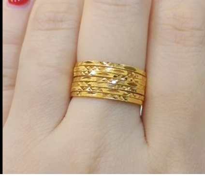 Latest Gold Ring Designs3