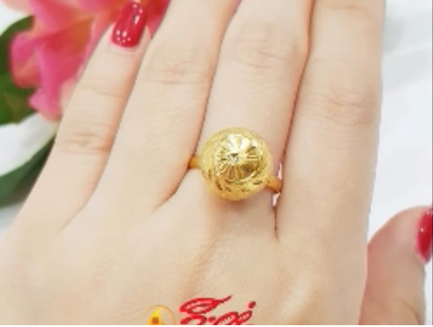 Latest Gold Ring Designs8