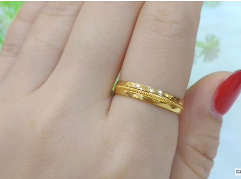 Latest Gold Ring Designs9