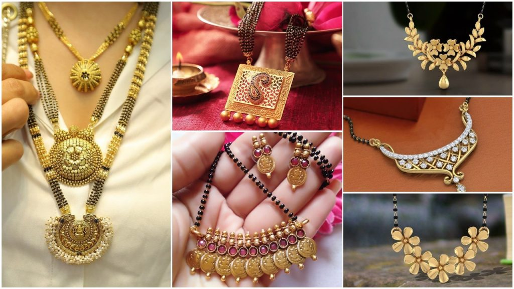 Mangalsutra Designs for the New Age Bride