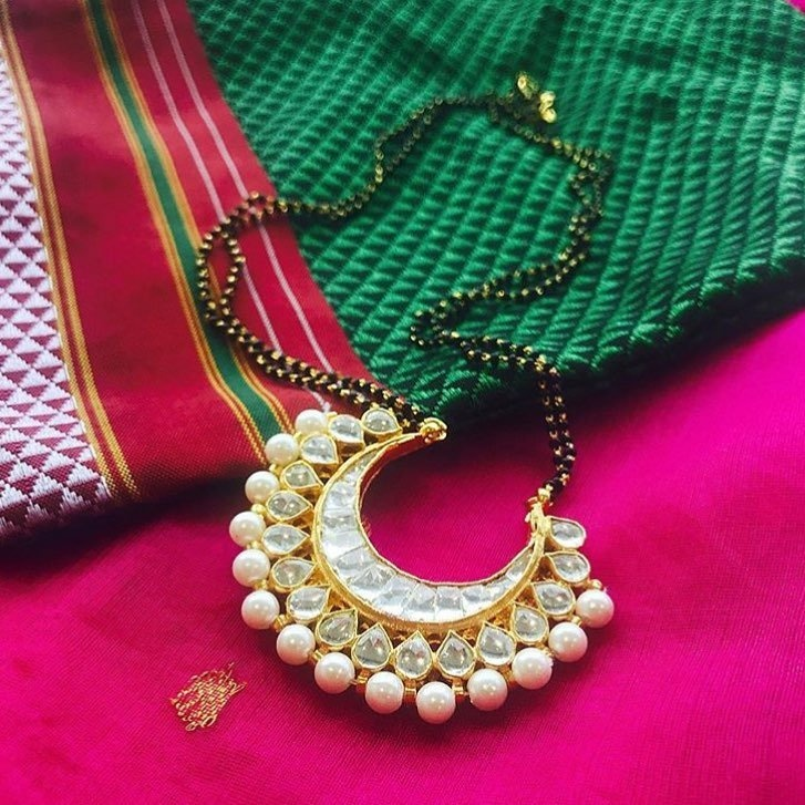 Mangalsutra Designs for the New Age Bride10