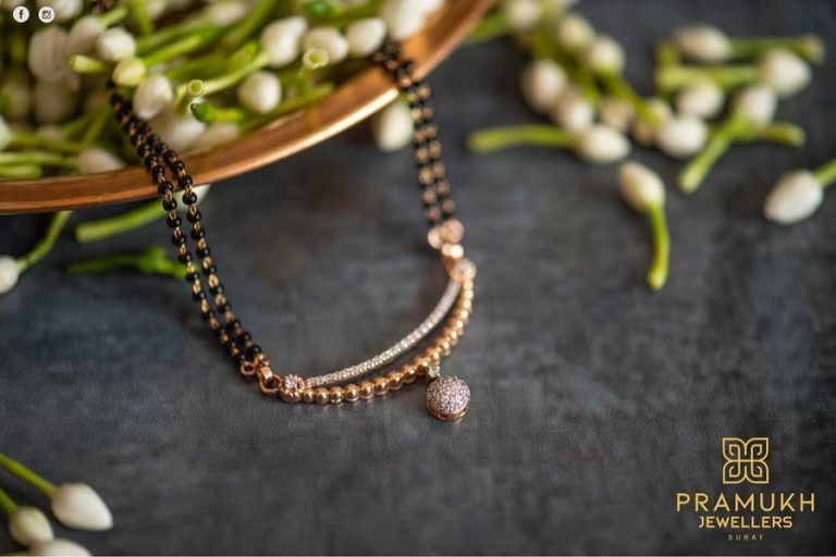 Mangalsutra Designs for the New Age Bride12