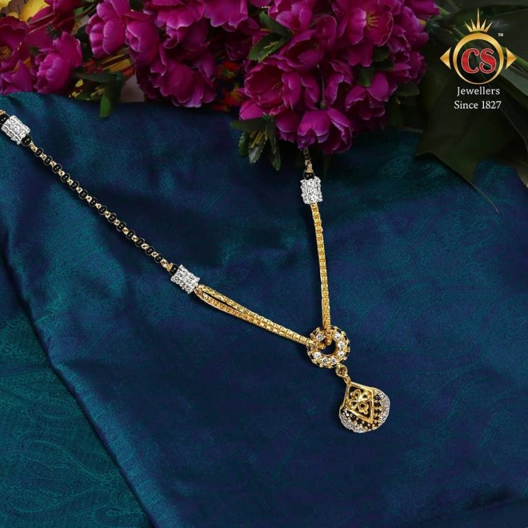 Mangalsutra Designs for the New Age Bride13