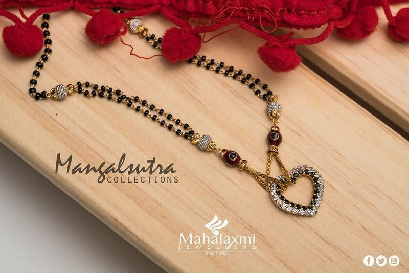 Mangalsutra Designs for the New Age Bride2
