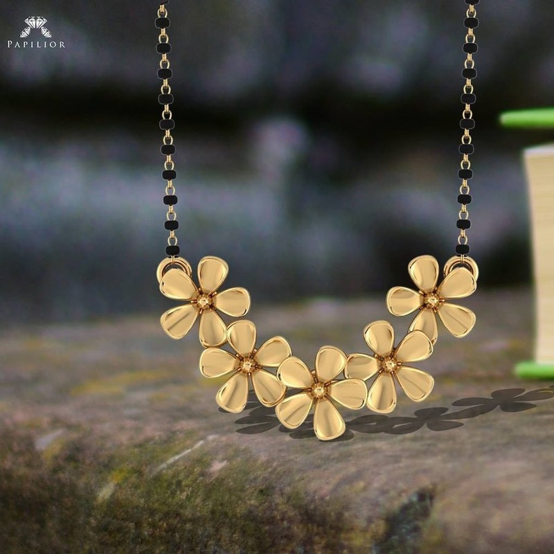 Mangalsutra Designs for the New Age Bride4
