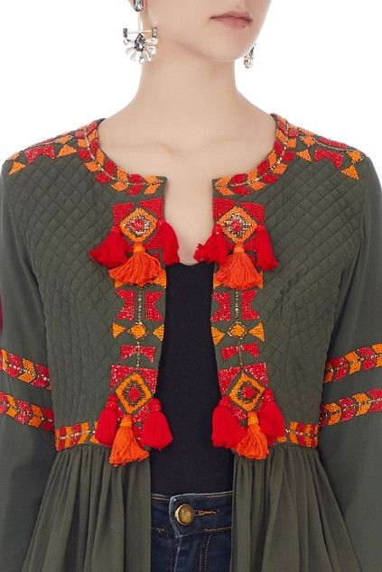 trendy kurti design