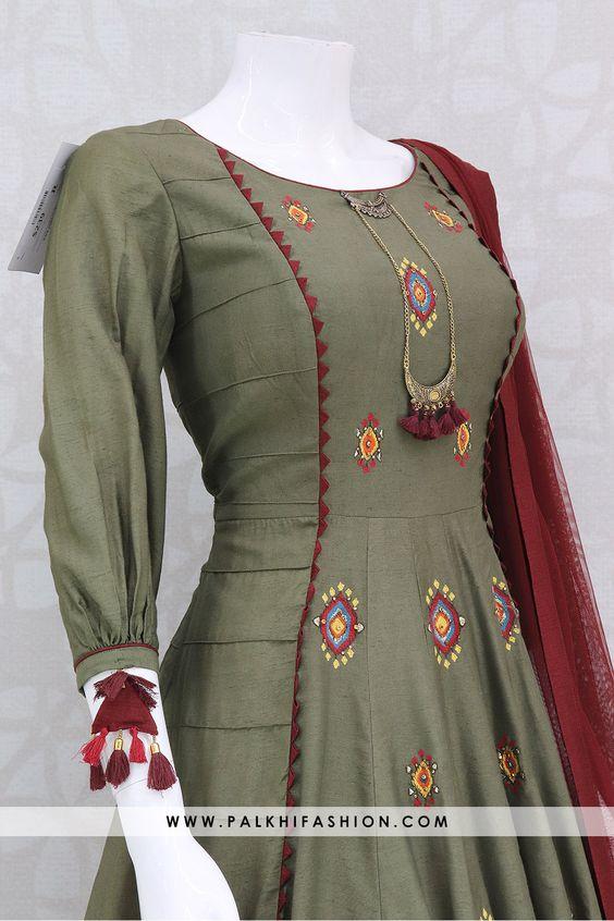 beautiful kurti design