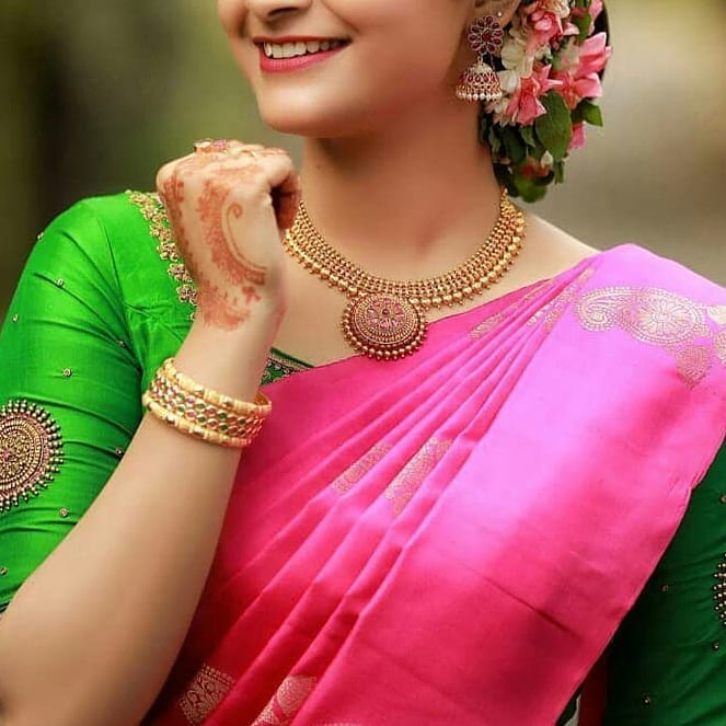 16 Gram Gold Necklace Collections1