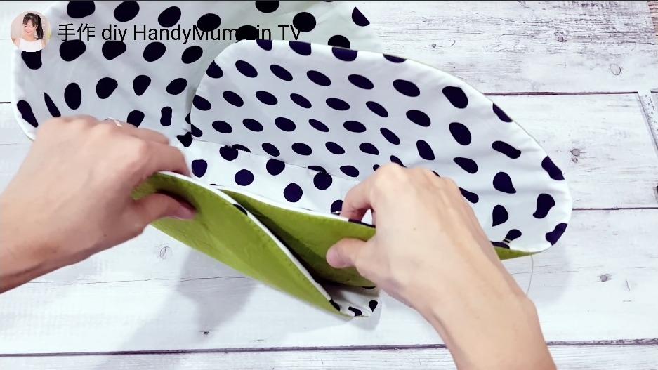 Creative Idea to Sew a Bag12
