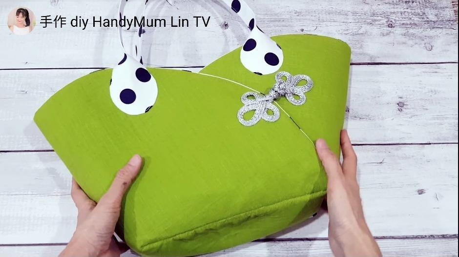 Creative Idea to Sew a Bag15