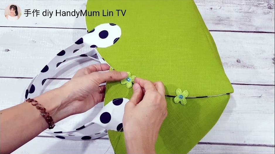 Creative Idea to Sew a Bag16