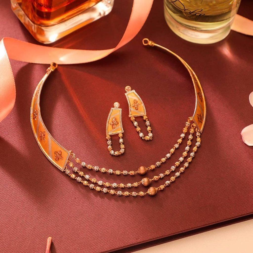 Contemporary Necklace Design