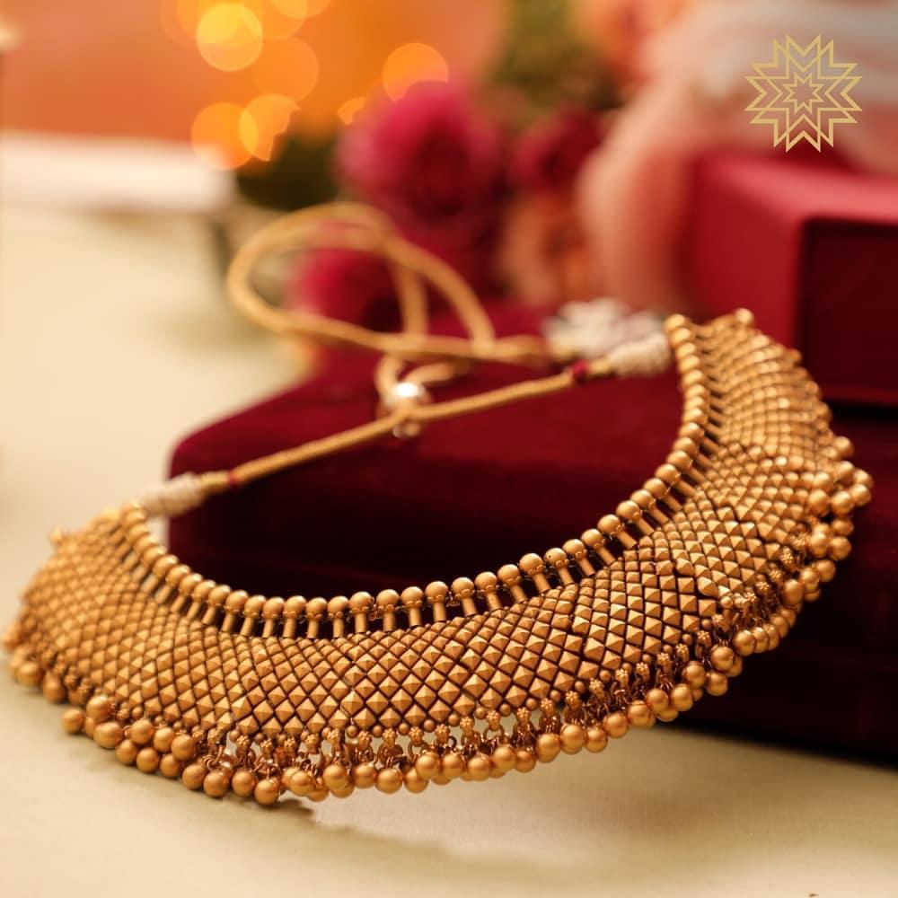 Intricate Design Necklace