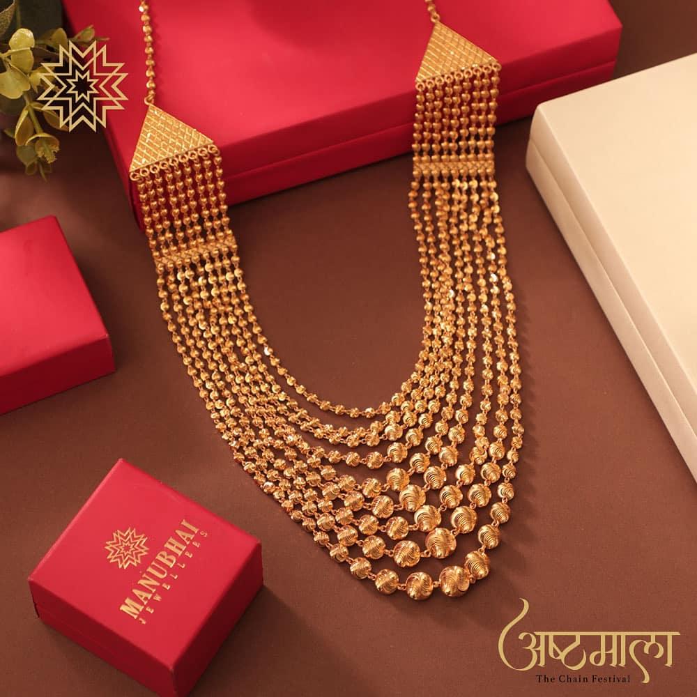Strands Necklace Design