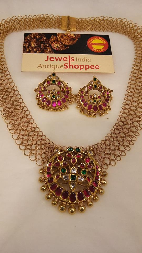 Long Necklace Design