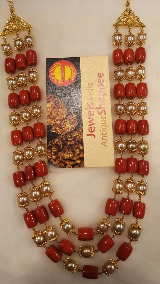 Three Strands Necklace