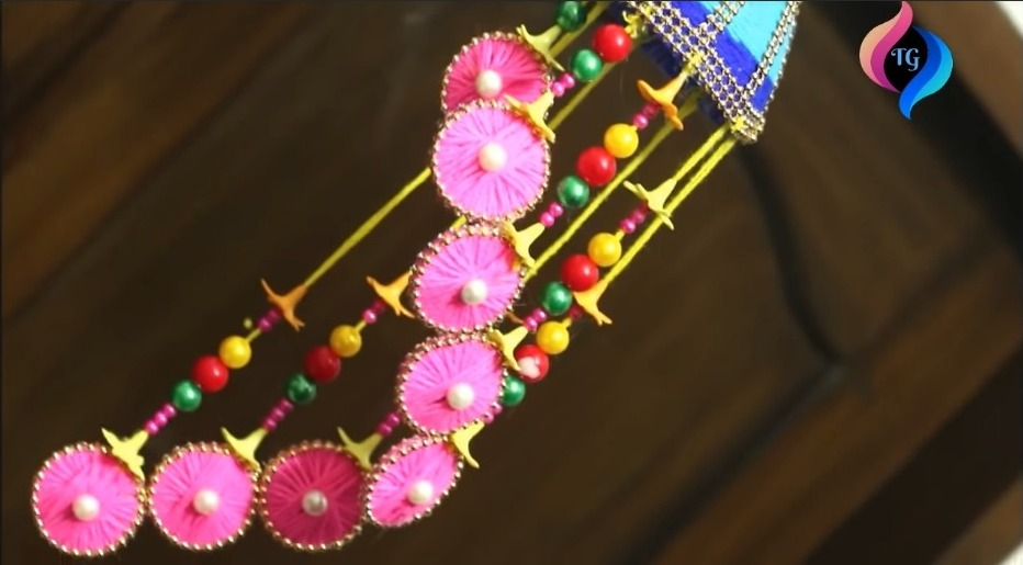 Make Wind Chime with Recycled Materials12