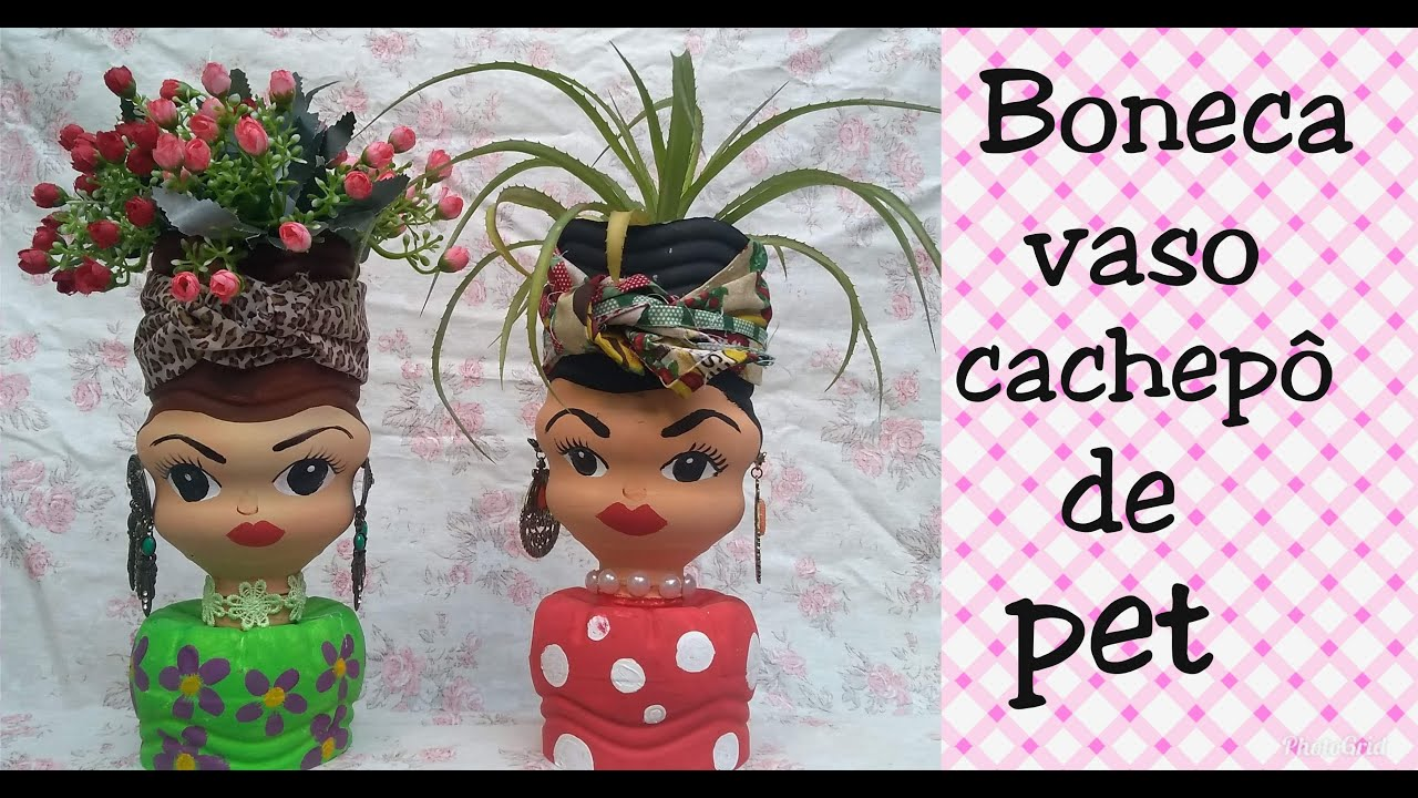 How to Make a Doll by Waste Products1