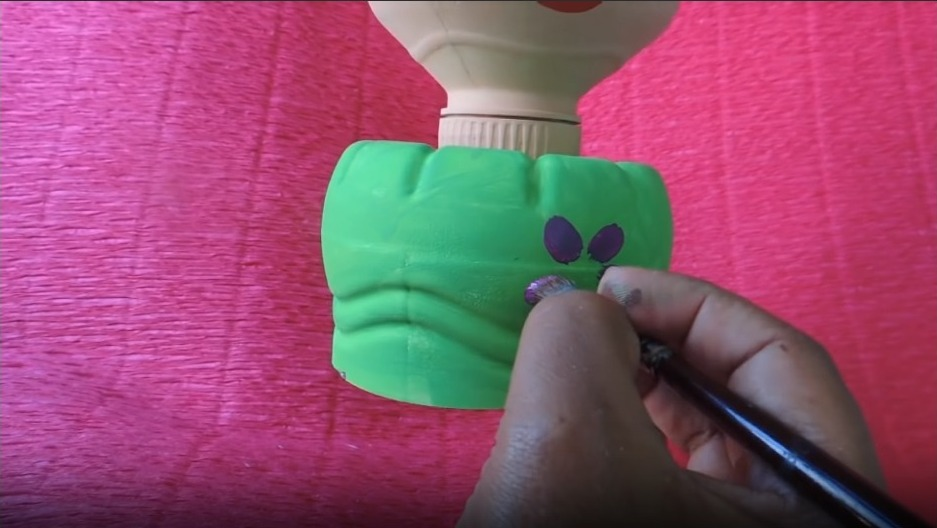 How to Make a Doll by Waste Products7
