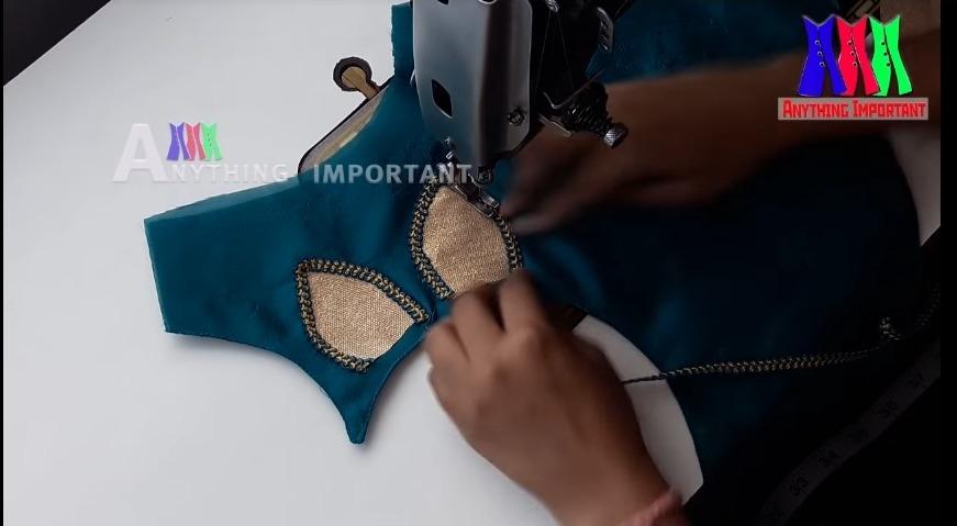 stitching top design
