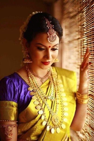 Bridal Gold Necklace Designs20