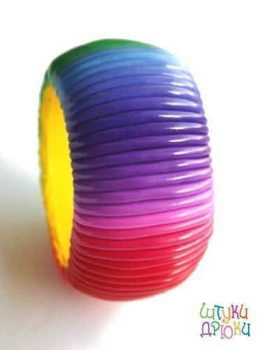 Rainbow spring Bracelet 15