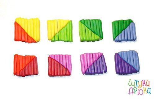 Rainbow spring Bracelet 5