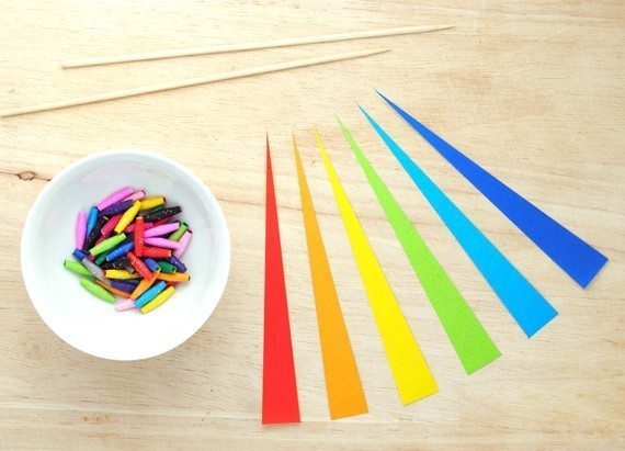 Beads made of Paper 7