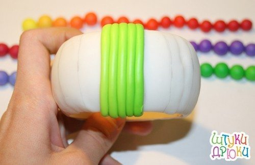 Rainbow spring Bracelet 9